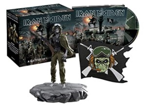 Iron Maiden – A Matter Of Life And Death Collectors Box