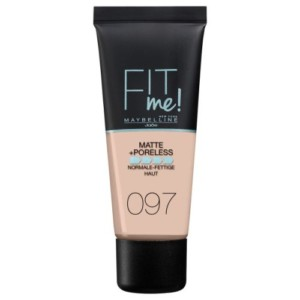 -25% en base maquillaje Maybelline New York, Fit me!