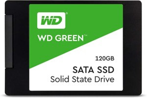 Disco duro interno SSD WD Green 120GB