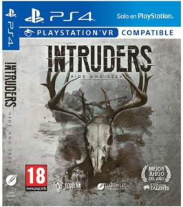 Intruders: Hide and Seek para PS4 por sólo 14,99€