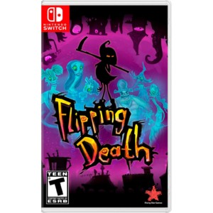 Flipping Death Nintendo Switch por sólo 3,90€