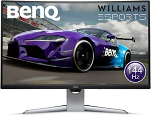 Monitor Curvo BenQ 31,5″ QHD 2K, 144 Hz, HDR, FreeSync, 4 ms