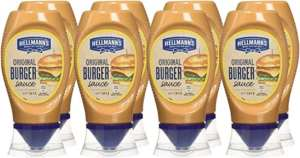 Hellmann's salsa burger – Pack de 8 x 250ml