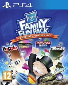 Hasbro Family Fun Pack (4 juegos) PS4