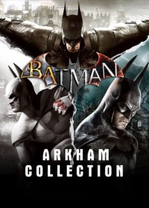 Batman Arkham Collection PC (Steam)