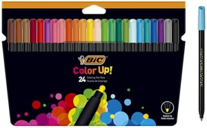 BIC Color Up rotuladores multicolor – Pack de 24