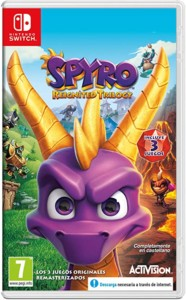 Spyro Reignited Trilogy para Nintendo Switch