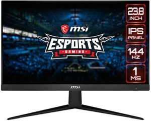 Monitor Gaming MSI Optix G241 24″ Full HD 144Hz, 1 ms, FreeSync