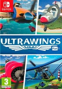 Ultrawings Flat Nintendo Switch