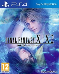 Final Fantasy X/X-2: HD Remaster PS4