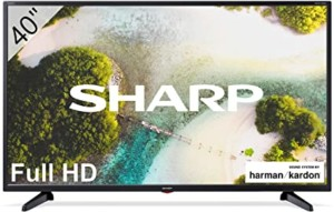 TV Sharp 40CF3EF Full HD de 40″ año 2020