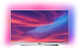 TV Philips Ambilight 65″ UHD 4K, HDR10+, Android TV, Google y Alexa, Dolby Vision