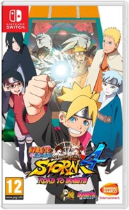 Naruto Shippuden: Ultimate Ninja Storm 4 Road To Boruto Nintendo Switch