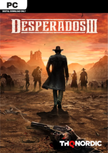Desperados 3 para PC Steam sólo 17,09€