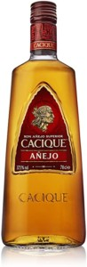 Botella de Ron Cacique Añejo 700 ml