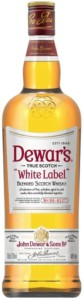 Whisky Escocés Dewar's White Label de 5 años 700ml