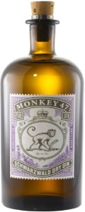 Ginebra Monkey 47 botella de 500 ml