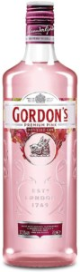 Gordon's Distilled Gin Premium Pink 700 ml