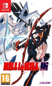 KILL la KILL -IF Nintendo Switch