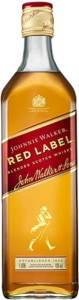 Johnnie Walker Red Label botella de 1 litro