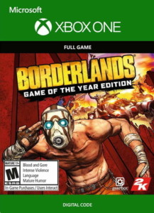 Juego Borderlands GOTY para Xbox One
