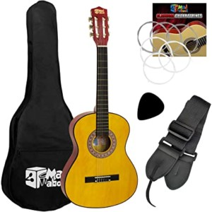 Pack de guitarra para niños Mad About CLG1-34