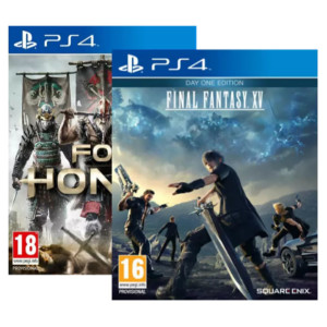 For Honor + Final Fantasy XV PS4
