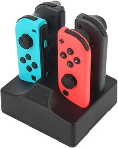 Estación de carga para los Joy-Con de Nintendo Switch