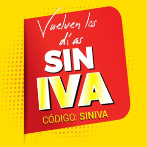 Días sin IVA en Magic Outlet