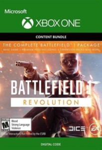 Battlefield 1 Revolution + Battlefield 1943 Xbox One