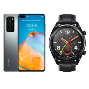 Huawei P40 8GB/128GB + Smartwatch GT Fashion