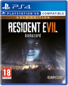 Resident Evil: Biohazard – Gold Edition PS4