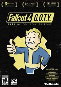 Fallout 4: Game of the Year Edition PC Steam