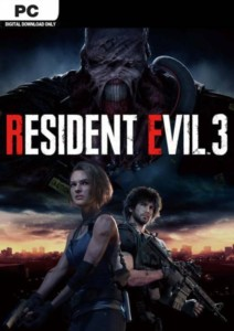 Resident Evil 3 para PC Steam