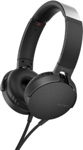 Auriculares Sony MDR-XB550AP con Extra Bass