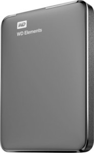 Disco duro portable WD Elements 4 TB