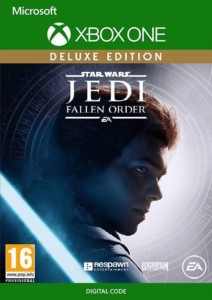 Star Wars Jedi: Fallen Order Deluxe Edition Xbox One (Digital)
