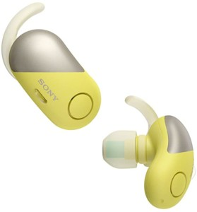 Auriculares deportivos inalámbricos Sony WFSP700NY