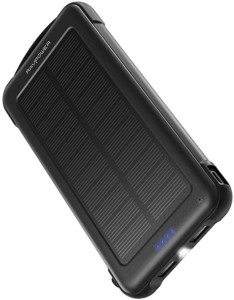 Power Bank solar RAVPower de 10000 mAh