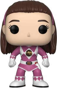 Funko Pop! Kimberly Power Ranger Rosa sin casco