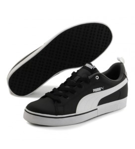 Zapatillas Puma Break Point Vulc negro