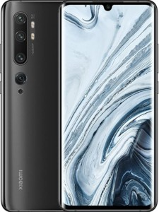 Xiaomi Mi Note 10 4G 128GB Dual-SIM Midnight Black EU