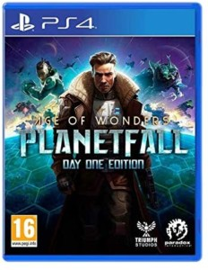 Age of Wonders: Planetfall – Day One Edition PS4