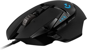 Ratón gaming Logitech G502 HERO