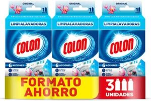 Colon Limpialavadoras – Pack de 3