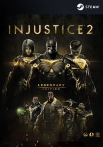 Injustice 2 Legendary Edition para PC Steam