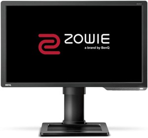 Monitor Gaming BenQ Zowie XL2411P de 24″ FullHD, 1ms, 144Hz