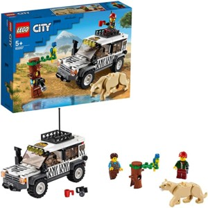 LEGO City – Todoterreno de safari