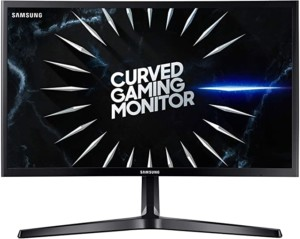 "Monitor Curvo Gaming Samsung C24RG52 de 24"" Full HD, 4ms, 144 Hz, FreeSync"