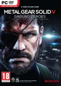 Metal Gear Solid 5: Ground Zeroes PC Steam